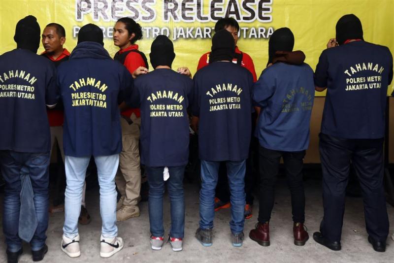 Nederlander opgepakt in 'homosauna' Jakarta