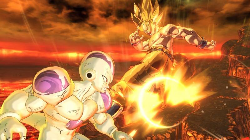 Dragon Ball Xenoverse 2 - Battle Frieza - Switch (Foto: Bandai Namco)