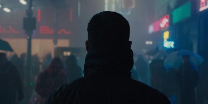 Blade Runner 2049 raincoat