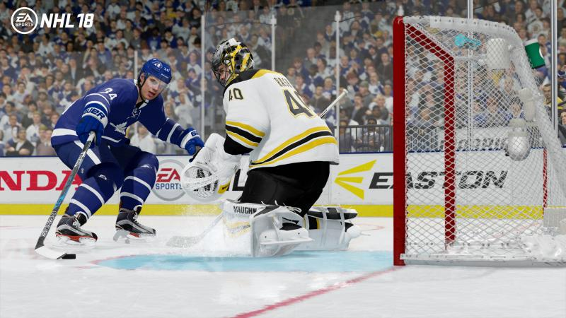 NHL 18 - Creative Attack (Foto: Electronic Arts)