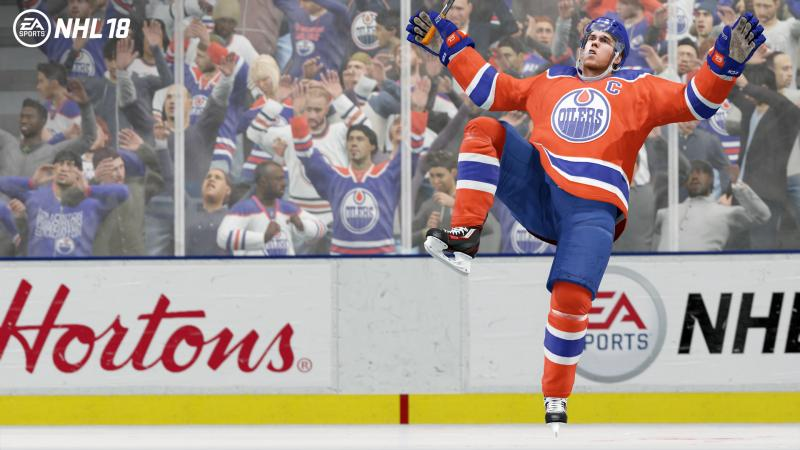 NHL 18 - Celebration (Foto: Electronic Arts)