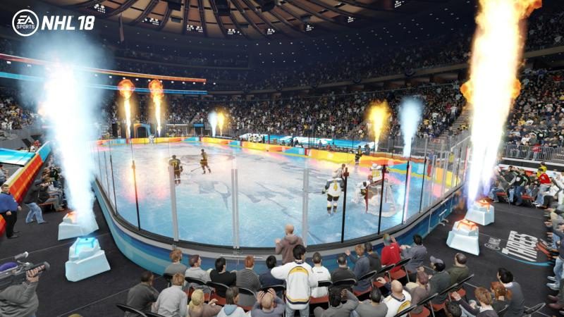 NHL 18 - NHL Threes (Foto: Electronic Arts)