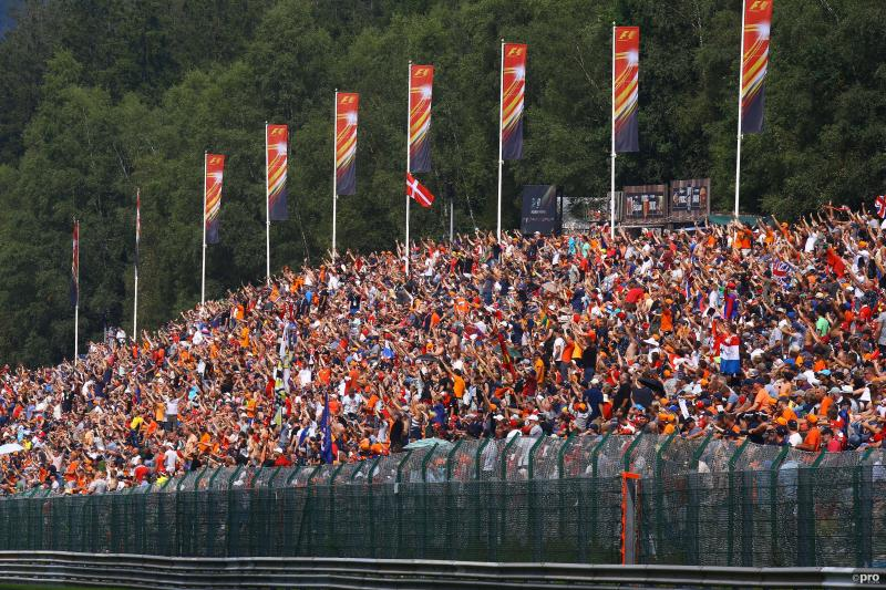 Zien we over een paar volle oranjetribunes in Amsterdam of Rotterdam voor de Grand Prix van Nederland? (Pro Shots / Jeffrey Gaens)