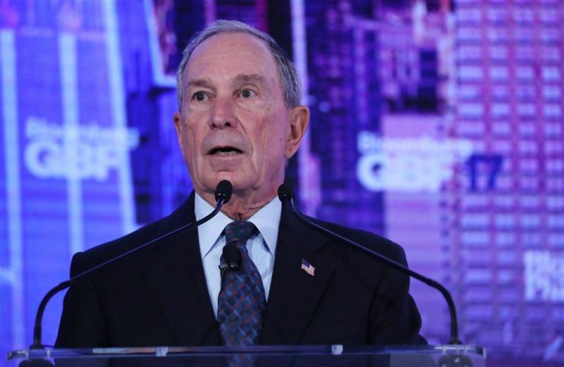 Bloomberg geeft opnieuw miljoenen voor milieu