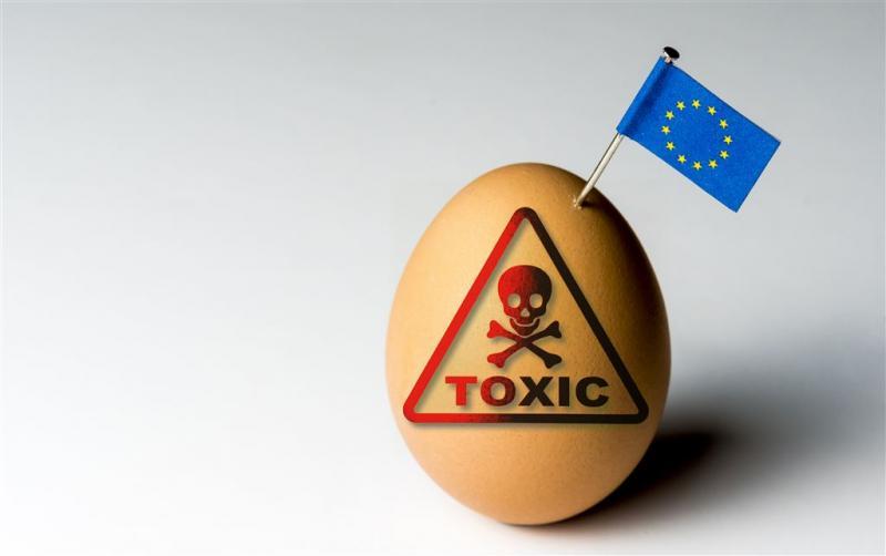 Schade door fipronilcrisis België fors hoger