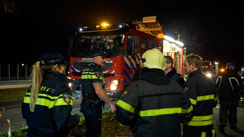 2 arrestaties na branden in Epe (Foto: Politie.nl)