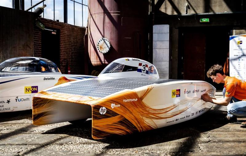 Nuon Solar Team weer wereldkampioen zonneracen