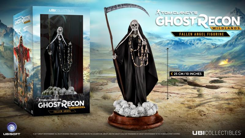 Ghost Recon: Wildlands - Fallen Figurine (Foto: Ubisoft)