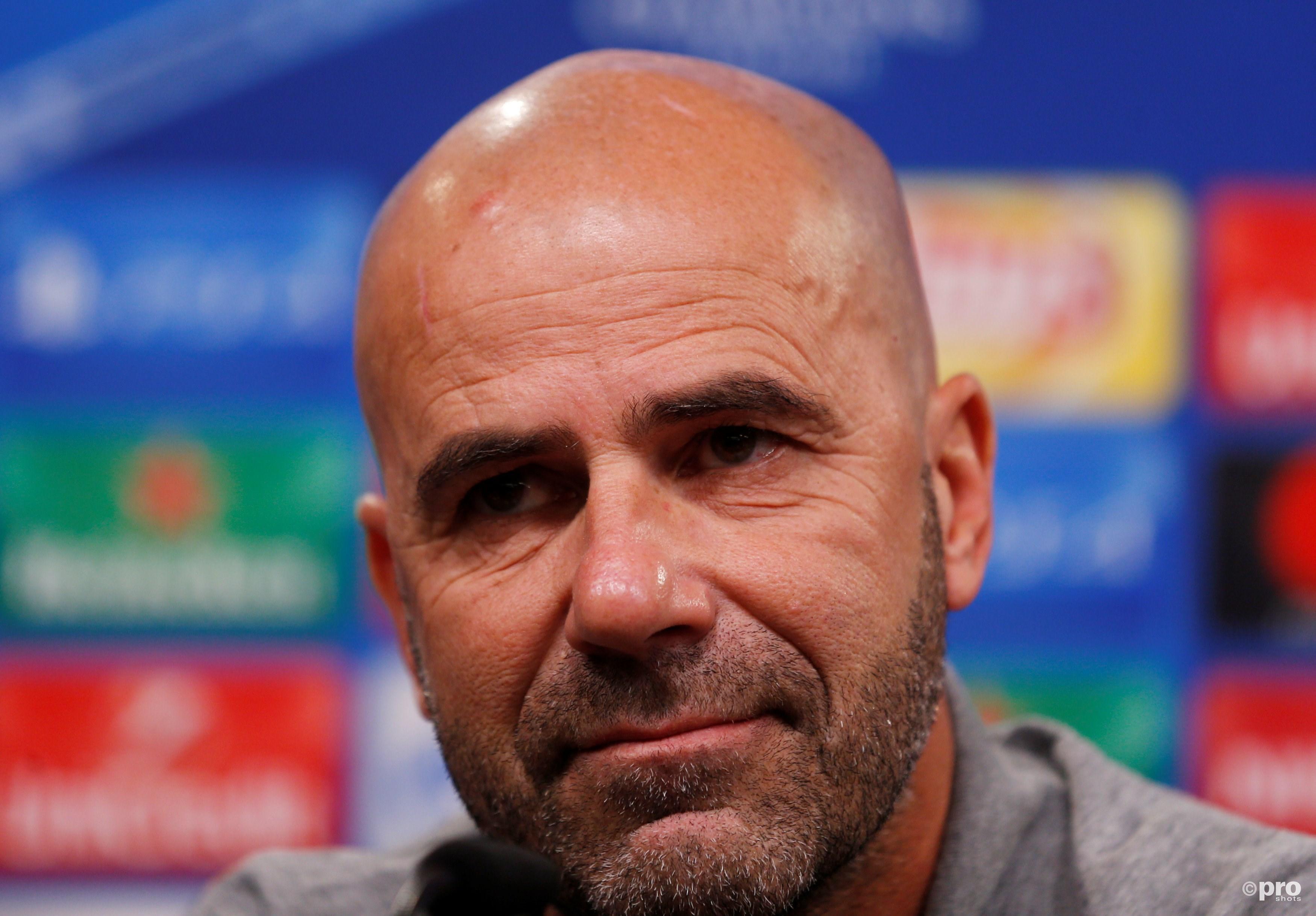 Peter Bosz wilde ook weg als Dortmund niet langs kwam. (PRO SHOTS/Action Images)