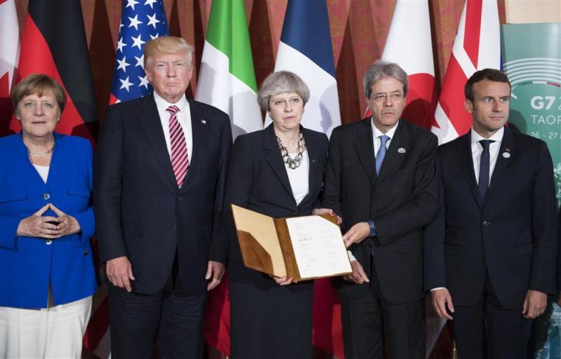 Drie Euro-landen waarschuwen VS