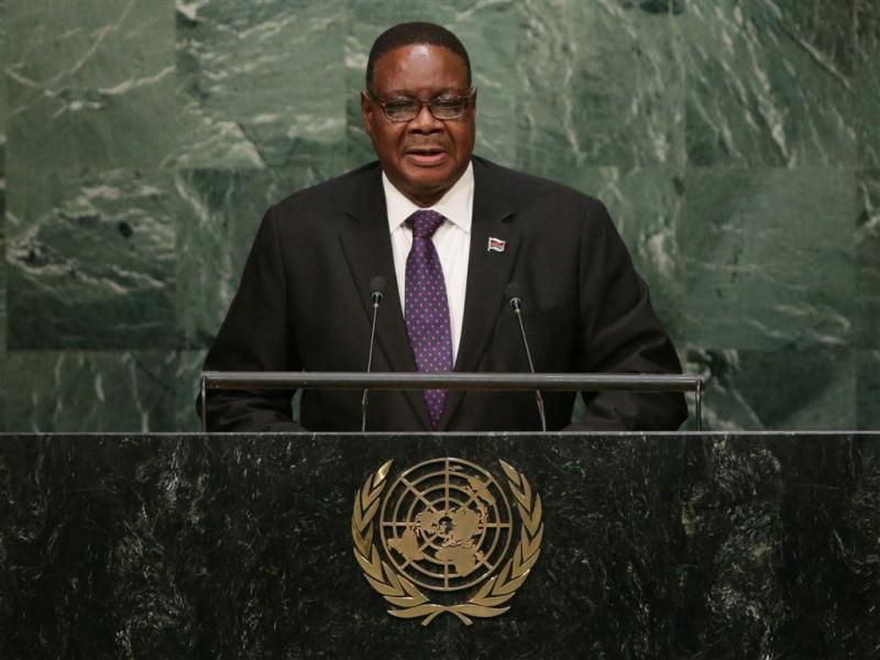 President Malawi belooft aanpak 'vampieren'