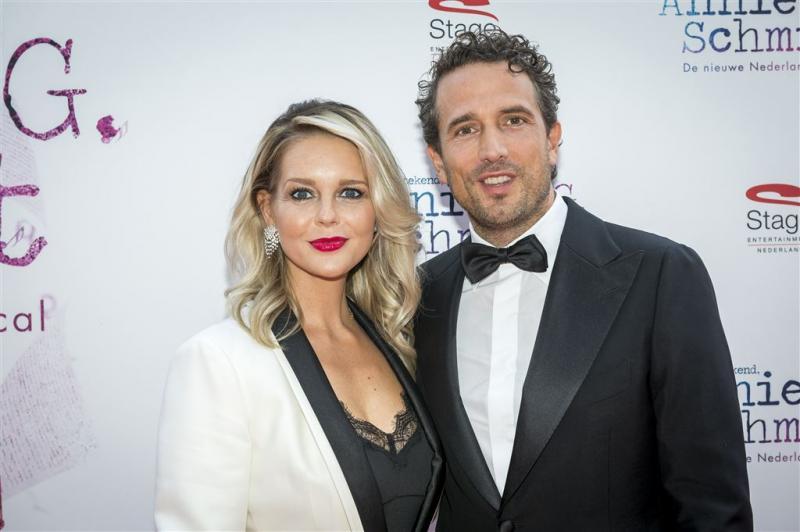 Chantal Janzen is zwanger