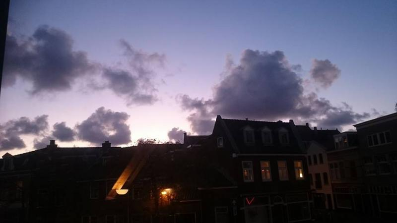 Laatste regenwolken (Foto: Stephan5)