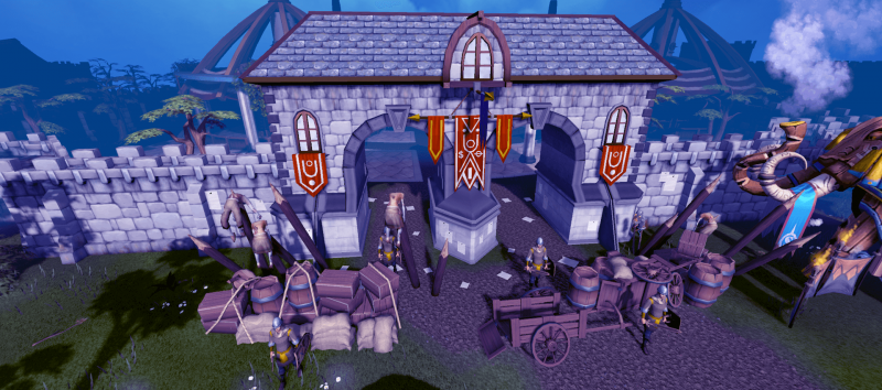 RuneScape Dimension of the Damned - Strategie