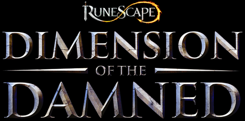 RuneScape Dimension of the Damned - Logo