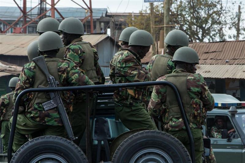 Keniaan na bloedbad op school gelyncht