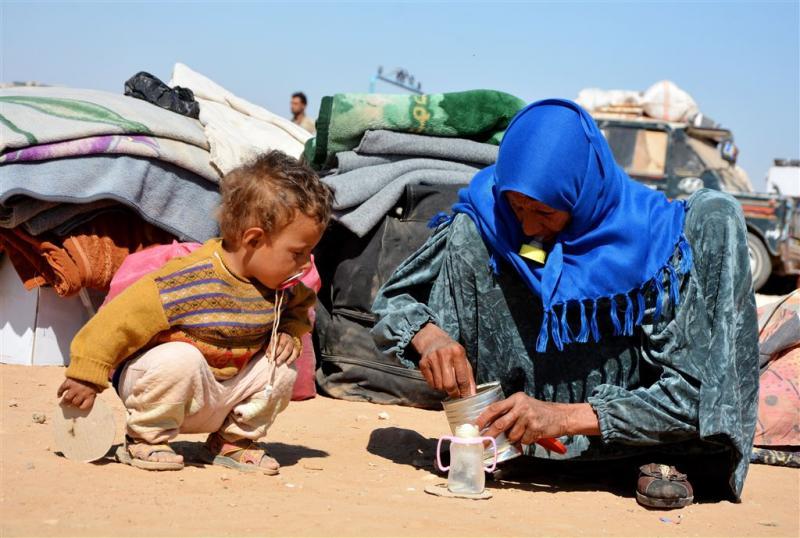 Burgers Raqqa moeten aftocht IS dekken