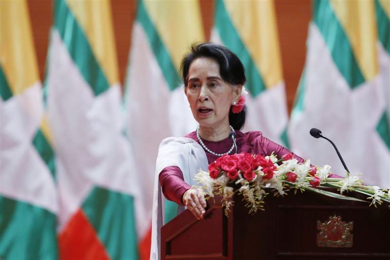 Universiteit Leuven schrapt naam Suu Kyi