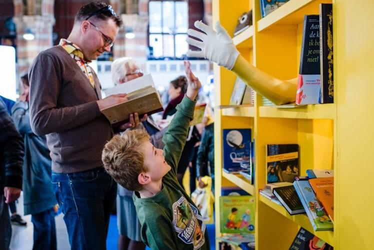NS sluit kinderboekenweek af (Foto: Nederlandse Spoorwegen)