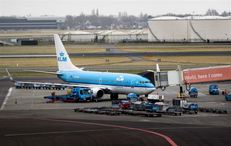 KLM schrapt vluchten naar Ierland om Ophelia