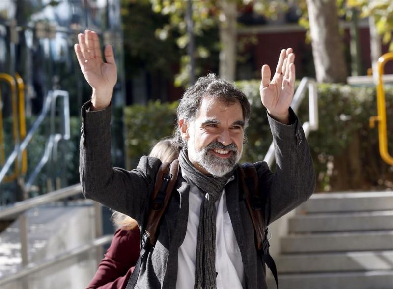 Rechter gelast detentie separatistenleiders