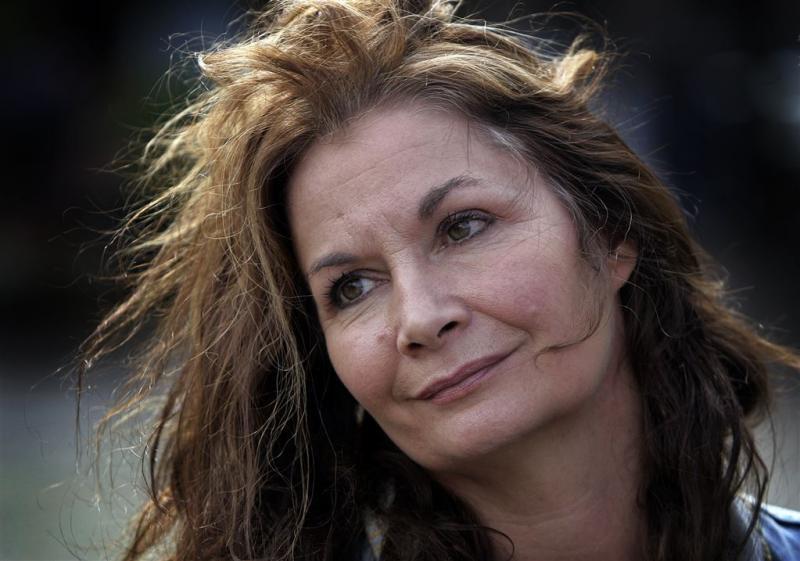 Belinda Meuldijk zocht Anne Faber