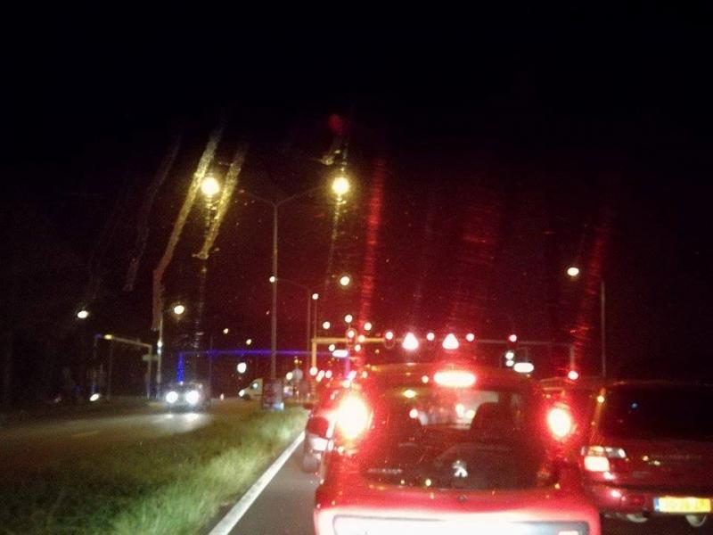 Gaslek in Alkmaar: explosiegevaar (Foto: Papabear)