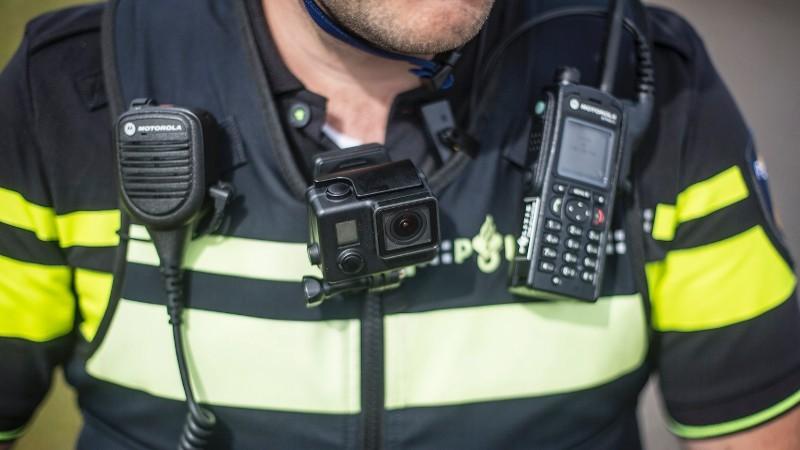 Opnieuw Satudarah-lid aangehouden (Foto: Stockfoto politie.nl)