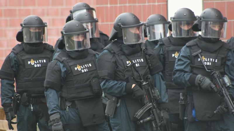 Personeel uitwisselen tussen politie en Defensie (Foto: Politie.nl)