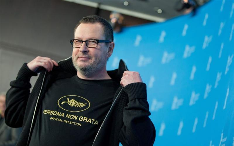 Lars von Trier ontkent beschuldigingen Björk