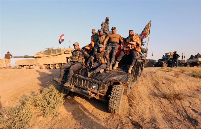 Coalitiepartijen bezorgd over missie in Irak