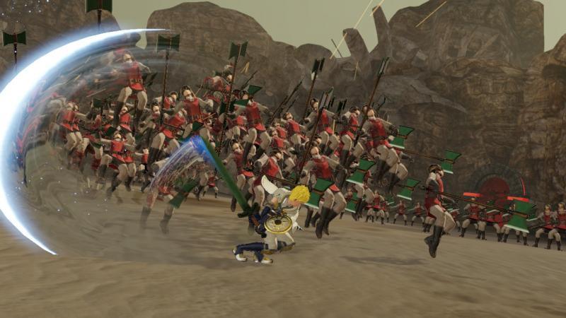 Fire Emblem Warriors Special