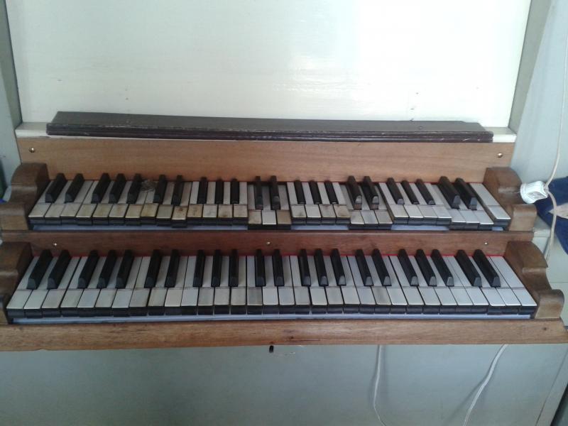 Inbrekers slopen eeuwenoud orgel (Foto: Lutherse kerk)