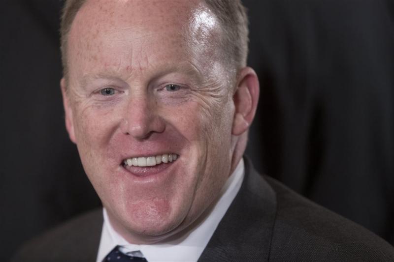 'Sean Spicer verhoord door speciale aanklager'
