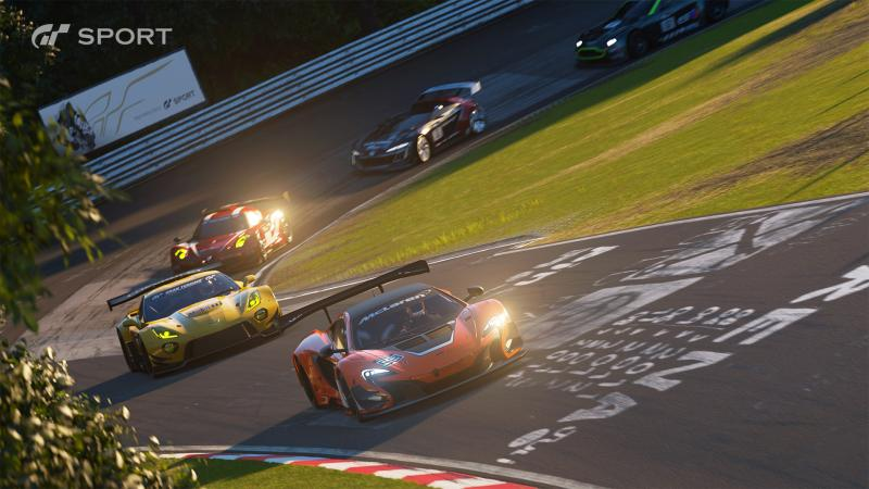 Gran Turismo Sport - Racing 1 (Foto: Sony PlayStation)