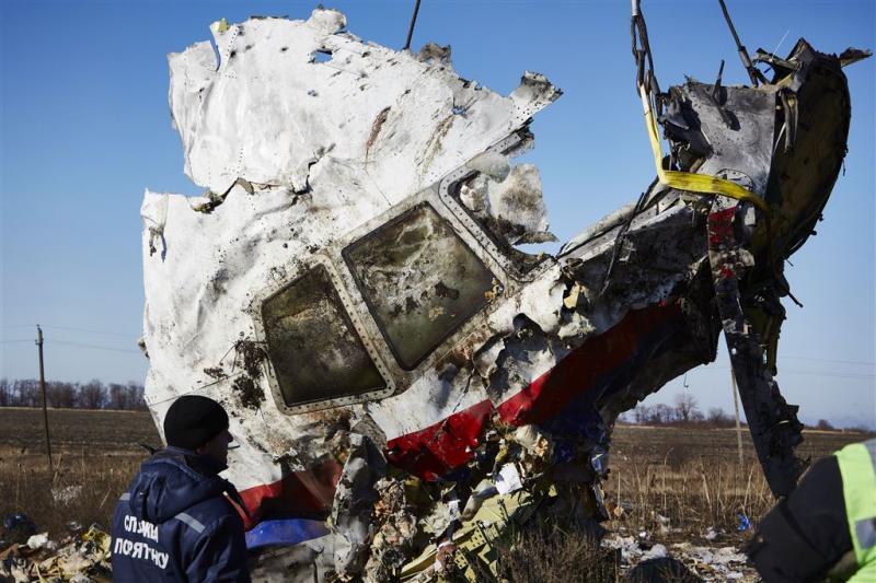 Restanten MH17 (ANP)