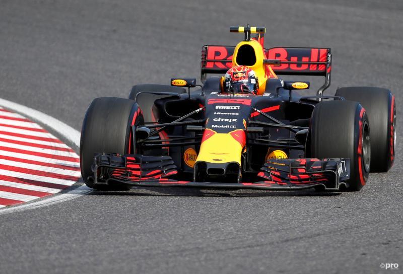 Max Verstappen blijft tot en met 2020 bij Red Bull (Pro Shots / Action Images)