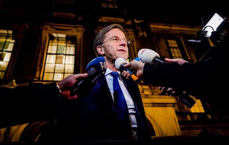 Rutte had graag meer vrouwen in kabinet
