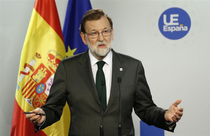 Spaanse premier wil af van leiders Catalonië
