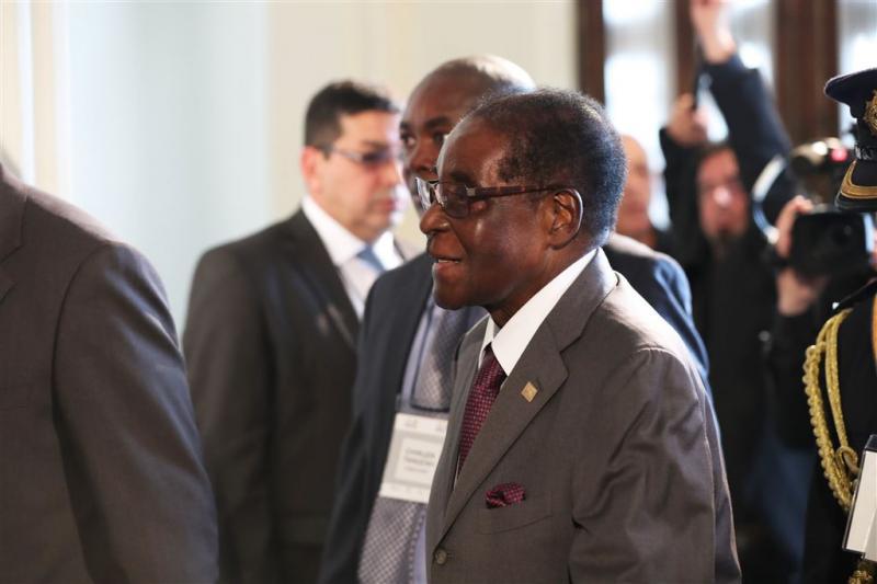 WHO heroverweegt benoeming Mugabe