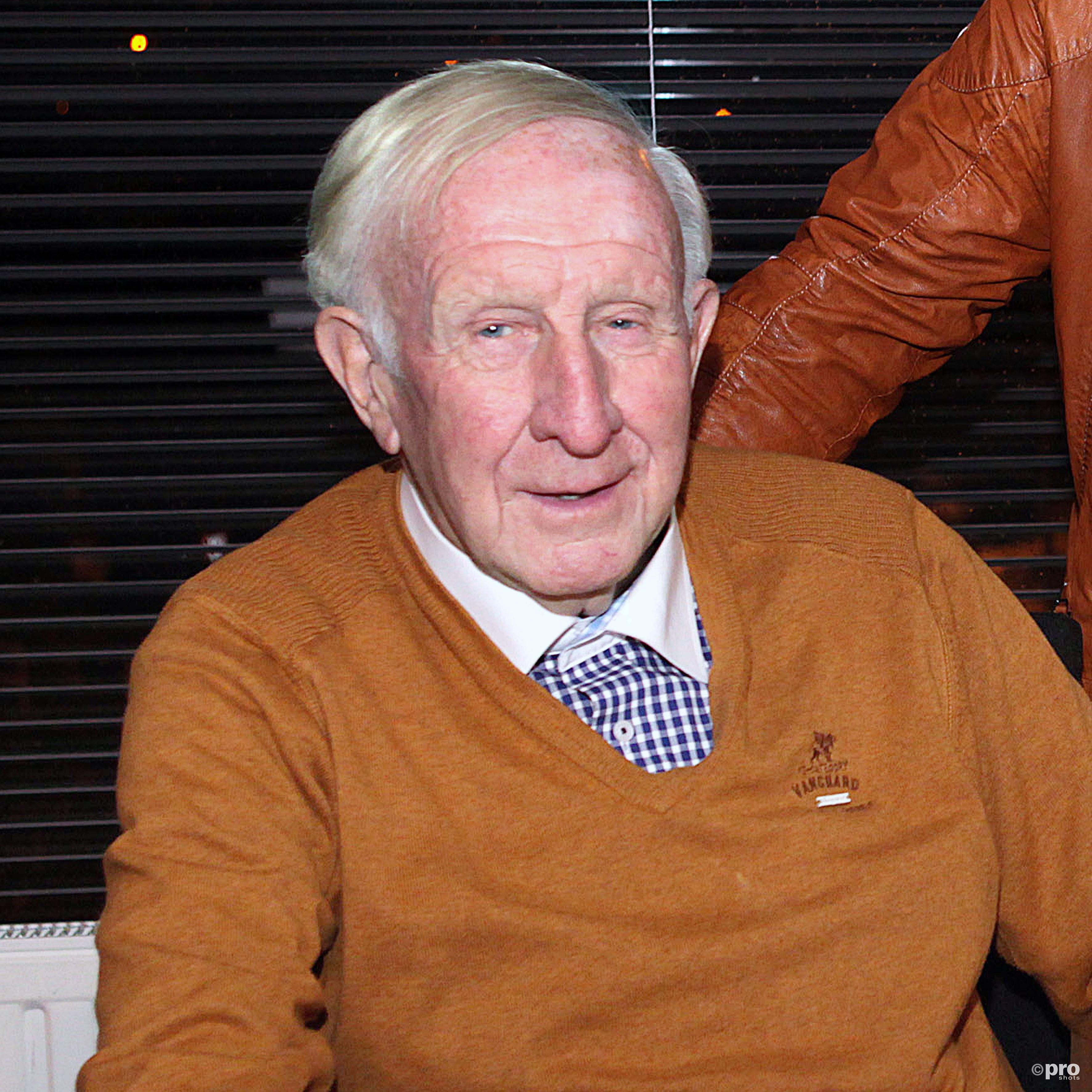 Nol Hendriks op 80-jarige leeftijd overleden. (PRO SHOTS/Henk Korzelius)