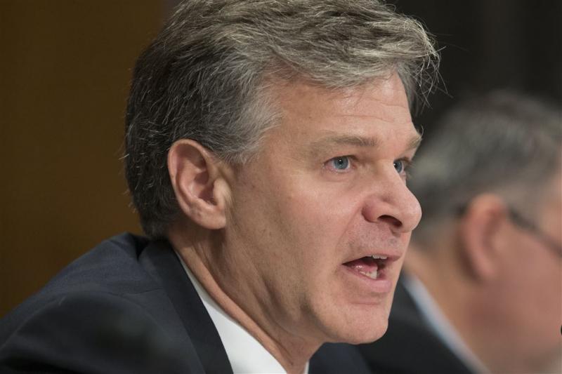 'FBI komt niet door versleuteling'