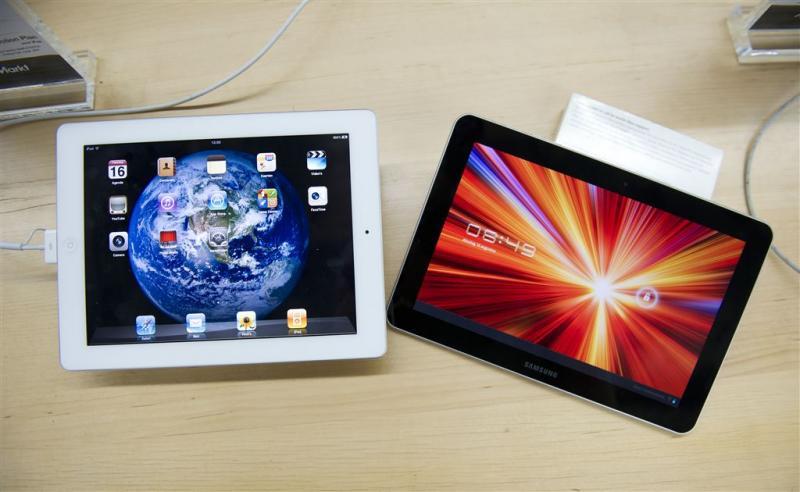 Nieuw proces Apple-Samsung nodig