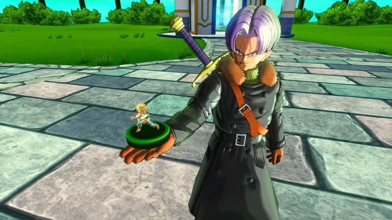 Dragon Ball Xenoverse 2 - Hero Colosseum Story (Foto: Bandai Namco)