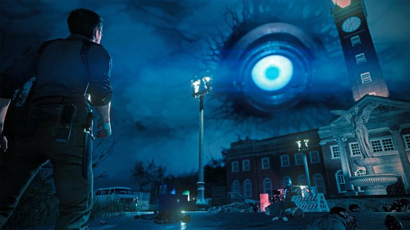 The Evil Within 2 - Eye in the sky (Foto: Bethesda)