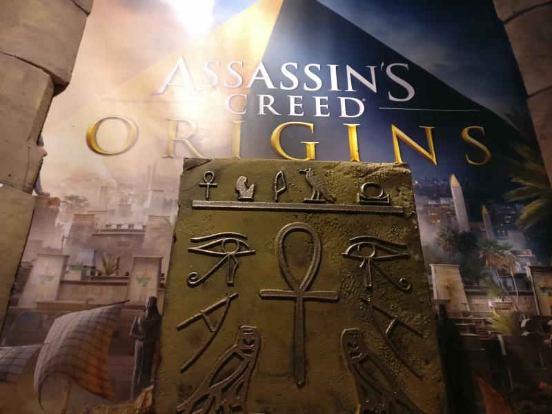 Assassin's Creed Origins Expo - De Troon