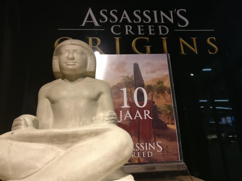 Assassin's Creed Origins Expo - Beeld