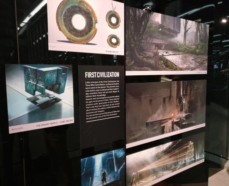 Assassin's Creed Origins Expo - Eden
