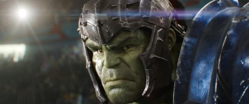 Thor: Ragnarok: Hulk