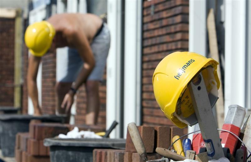 'Arbeidstekort bouw loopt op tot record'